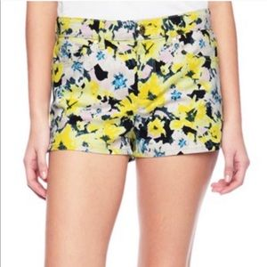 Juicy Couture Flower Shorts